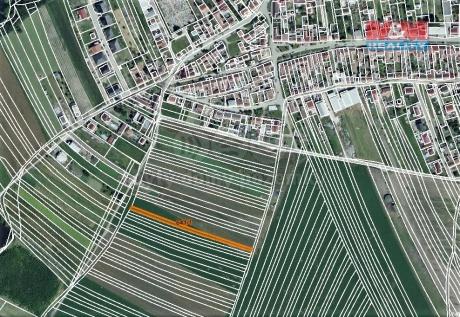 Prodej pole, 785 m², Uherčice u Hustopečí