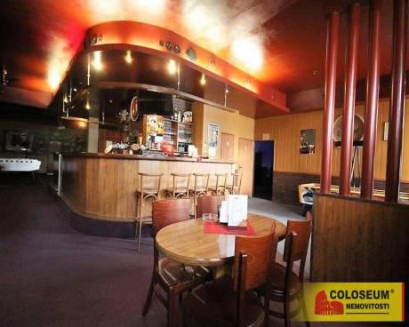 Pronájem, restaurace, Blansko, 423 m²