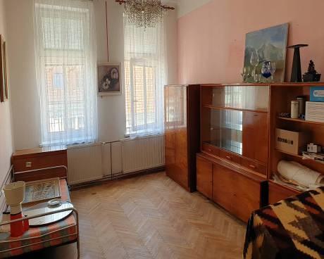 Prodej bytu 4+1 Staré Brno, ul. Hlinky, CP 117 m2, 2x balkon, sklep