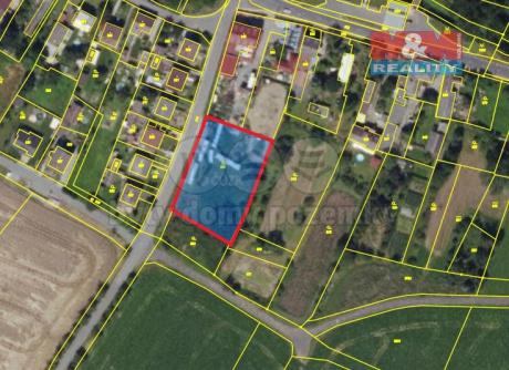 Prodej zahrady, 3669 m², Medlov