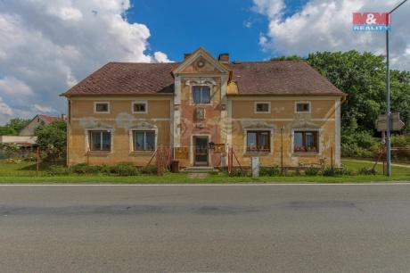 Prodej domu 9+kk, 270 m2, Mikulovice, ul. Hlavní