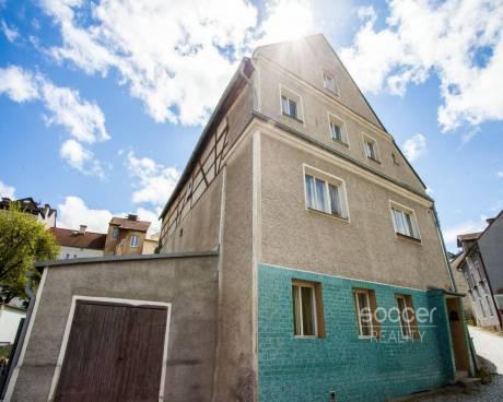 Prodej vícegeneračního domu v Bečově nad Teplou