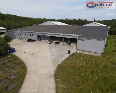 Prodej komerčního areálu 31.345 m2, Sokolov