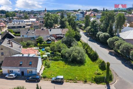 Prodej pozemku k bydlení, 710 m², Nová Paka, ul. Opolského