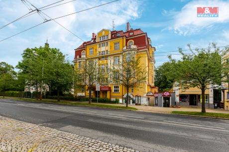 Prodej bytu 2+1, 80 m², Mariánské Lázně, ul. Hlavní třída