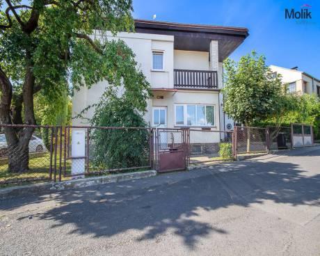Rodinný dům 4+1+garáž, 110 m², Krupka, Bohosudov, ul. Luční