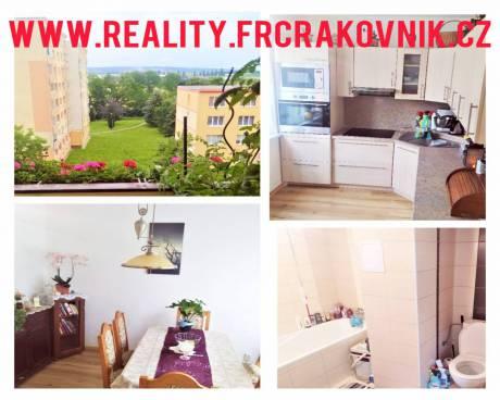 Prodej bytu 4+1 85 m² Pod Nemocnicí, Rakovník - Rakovník II