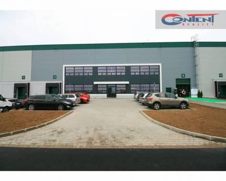 Pronájem skladu, výrobních prostor 8.500 m2 Ostředek, D1