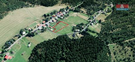 Prodej pozemku, 4000 m² v Kalku - Načetín