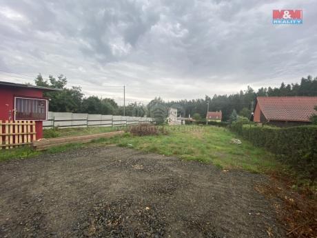 Prodej pozemku k bydlení, 850 m², Plumlov