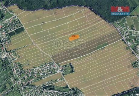 Prodej pole, 2416 m², Karviná-Staré Město u Karviné