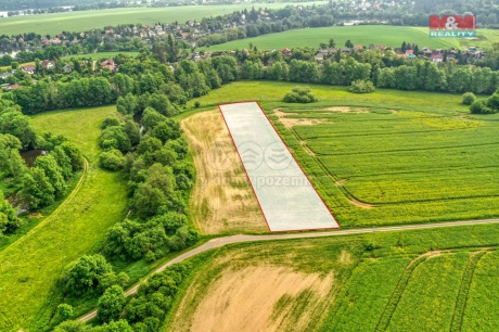 Prodej pole, 14000 m², Plzeň - Litice