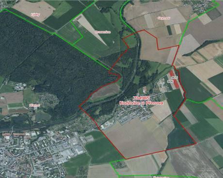 Prodej podílů na pozemcích vhodných k investici - Kozlovice u Přerova 2